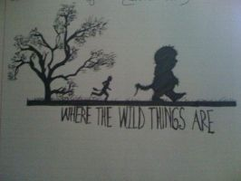 Where the Wild Things Are by Zyanede