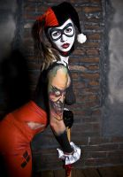 Harley Quinn Holly D 5 by Holly-D