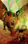 Chimera by hellougly
