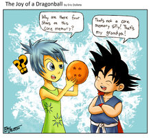 The Joy of a Dragonball by XenonVincentLegend