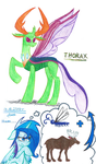 What if Thorax is.... by Ania626