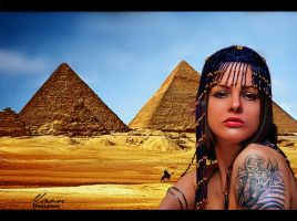 YOUNG CLEOPATRA by 67thy