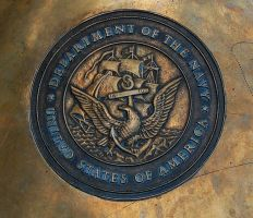 Seal Of The US Navy by thefr33lancer