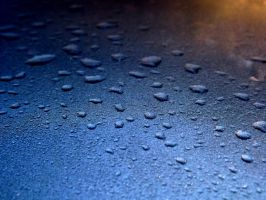 Water Droplets by BachLynn23