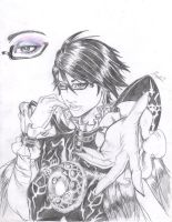 Bayonetta 2 by lovedark334