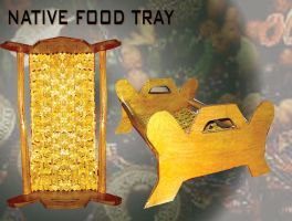 native food tray by rpmercenary