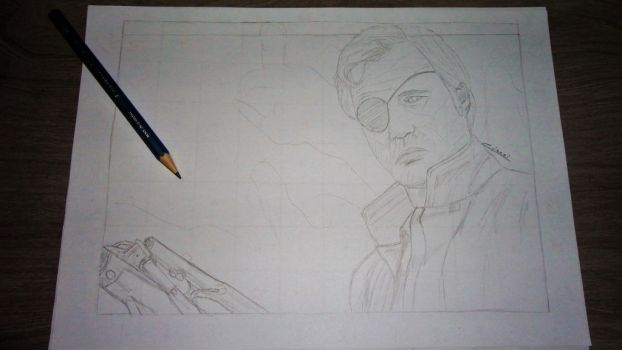 O Governador (The Walking Dead) [W.I.P] by clisnei