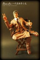 Hot Toys - BRUCE LEE 3 by jaysquall