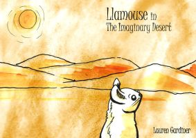 Llamouse In The Imaginary Desert Cover by Hunchdebunch