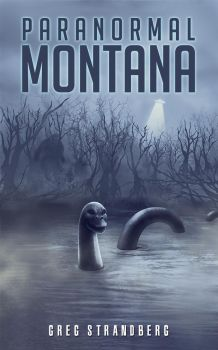Cover Novel Paranormal Montana by jnartventure