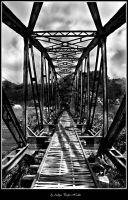 Broken Brige by adityapudjo
