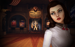 BioShock Infinite - Elizabeth Wallpaper 5 by WhrAreMyDragons