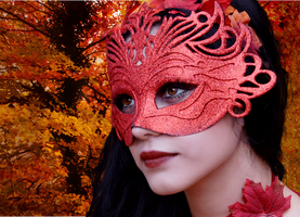 Autumn Masquerade by AnOtherSunrise