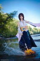 Final Fantasy X - The Sending by Benny-Lee
