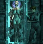 T'pol of Borg 2 by Chup-at-Cabra