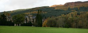 Tarbet Hotel in Scotland by Voldemorton