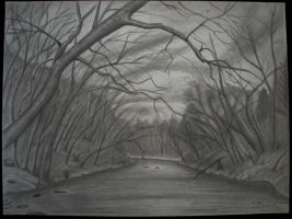 Lonely River by Clutch-MFD