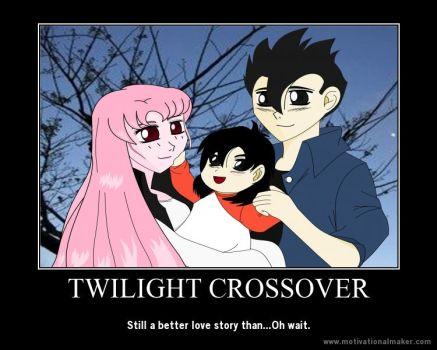 Twilight Based Crossover by DBZForever