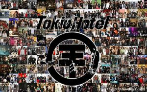 Tokio Hotel Wallpaper by ale2453