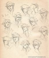 Soul Memory TP Link doodles by Nyctale
