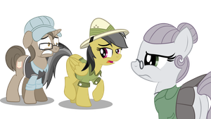 Daring Do Adventures Final by drawponies