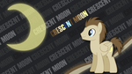 It may be a Crescent Moon Wallpaper by Gear-Grinder-SPaPV