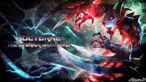 LoL - Eternum Nocturne Wallpaper ~xRazerxD by xRazerxD