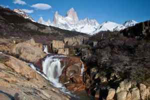 Mt Fitz Roy by Niv24