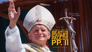 Blessed Pope John Paul II by Al-LZQ