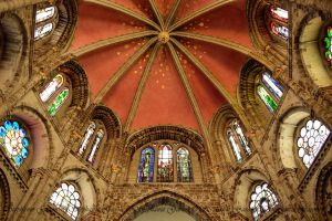 Colorful Cathedral by stepheesmq
