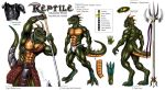 Reptile Cynrik 2015 Traditional by ReptileCynrik