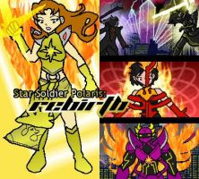 Star Soldier Polaris:Rebirth 9 by KamiTenchi