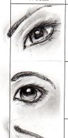 More Eye Doodles by Smileyface102g