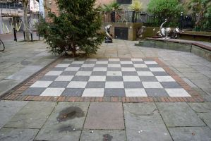 DSC 0446 Lir's Chess Board 2 by wintersmagicstock
