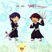 We are SMART Shinigami -COLLAB by yumehime-chan