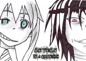 Lovely Madness Cover by ShadowmoonXBlackfire