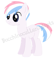 .:ADOPT:. Transgender Pony Adopt - CLOSED by BocchinocullenAdopts