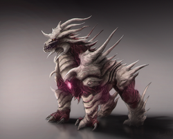 Corporeal Beast by Valhelsing2
