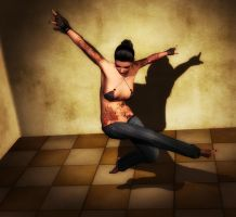The Dancer - Pose 10 by Afina79