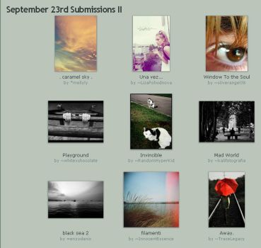 September 23rd II Submissions by Optimal-Photo