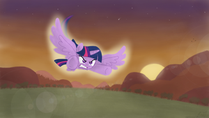 Twilight to the Rescue by NightBreeze7
