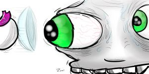 Contacts by wesker991