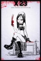 X-23 by DonPapi