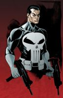 The Punisher by DarthTerry