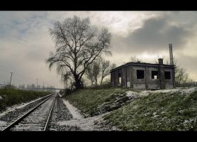 dEad StatiOn by arbebuk