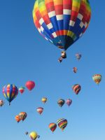 Hot Air Balloons 2 by MisledMisery