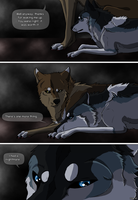 The Whitefall Wanderer Page 41 by Cylithren