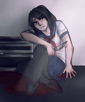 yandere simulator...again by serpchi