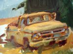 Vineyard Dodge Truck by megalaros