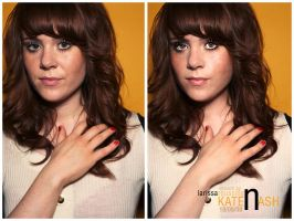 Kate Nash Retouch by bulfinch